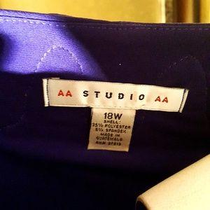 Aa Studio Dresses - AA studio women dress flower  necklace  18w